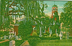 Georgetown SC Prince George Winyah Church P41420F (Image1)