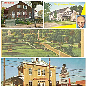 Gettysburg PA Ike Home Wade House Museum Avenue PA007 (Image1)