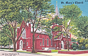 Greenville SC St Mary s Church P41433F (Image1)