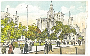 Municipal Building New York City Postcard (Image1)