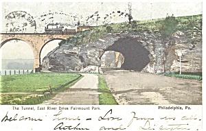 Philadelphia PA Fairmont Park Postcard p4318 1907 (Image1)