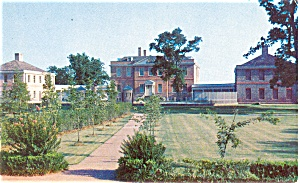 Tryon Palace in New Bern NC Postcard p4400 (Image1)