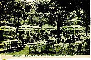 Barbizon La Clef d Or  Postcard p4769 (Image1)