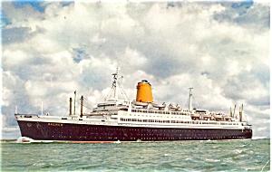 TS  Bremen Postcard p5080 (Image1)