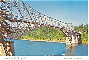 Bridge of The Gods, Across the Columbia River (Image1)