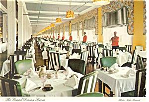 Grand Hotel MI Grand Dinning Room p5499 (Image1)