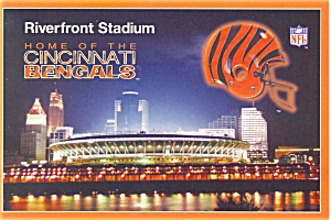 Riverfront Stadium Home of The Bengals p5526 (Image1)