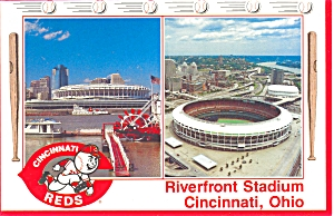 Riverfront Stadium Home of The Cincinnati Reds p5563 (Image1)