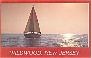 Wildwood NJ Sail Boat p5613 (Image1)