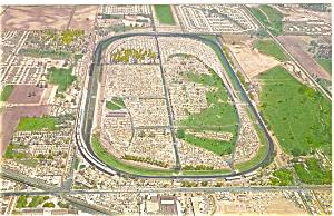Indianapolis Motor Speedway Postcard p5679 (Image1)