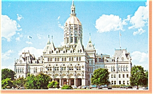 Hartford, CT State Capitol Building (Image1)
