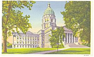 Topeka, Kansas, State Capitol (Image1)
