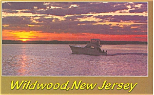 Wildwood NJ Fishing Boat p5846 (Image1)