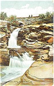 Carbondale PA Racket Brook Falls p5855 (Image1)