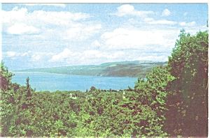 Seneca Lake From Watkins Glen NY Lookout p5867 (Image1)