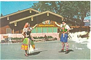 Italian Swiss Colony Winery CA Postcard (Image1)