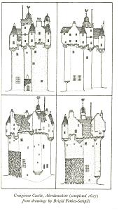 Craigievar Castle, Aberdeenshire Postcard (Image1)