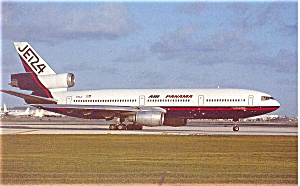 Jet 24 DC-10 Postcard p6079 (Image1)