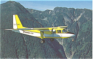 Wilderness Airline Pilatus Postcard p6101 (Image1)