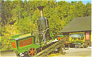 Mt Washington NH Old Peppersass Postcard (Image1)