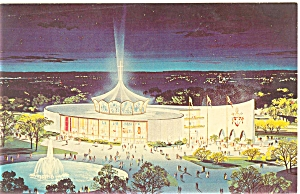 Vatican Pavilion New York Fair 1964-65 Pcard (Image1)