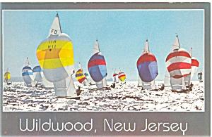 Wildwood  NJ Sailing on South Jersey Shore p6248 (Image1)