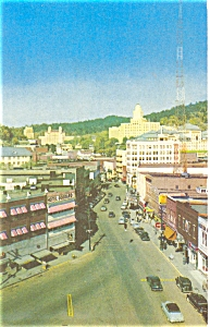 Hot Springs, AR Street Scene (Image1)