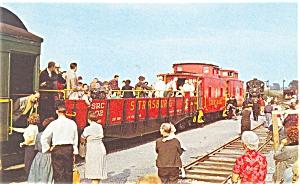 Strasburg Railroad Open Car p6282 (Image1)