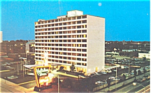 Columbus Ohio Holiday Inn Postcard p6448 (Image1)