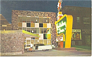 Utica Ny Holiday Inn Postcard P6631