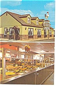 Lancaster County Farm Diner Postcard p6643 (Image1)