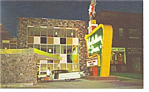 Utica Ny Holiday Inn Postcard P6665