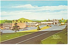 Marion VA Holiday Inn Postcard p6691 (Image1)
