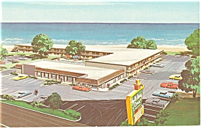 Norfolk  VA Holiday Inn Postcard p6692 (Image1)