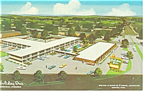 Norfolk VA Holiday Inn Midtown Postcard p6693 (Image1)