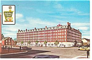 Old Town  Alexandria  VA Holiday Inn Postcard p6695 (Image1)