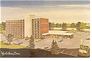 McLean, VA, Holiday Inn Postcard (Image1)