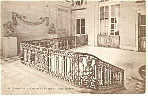 Versailles, France Escalier du Palais du Petit Trianon (Image1)
