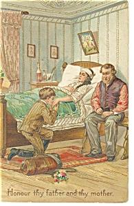 George Hintz Christmas Trade Card Reading PA p6761 (Image1)