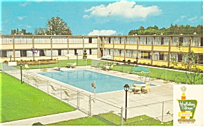 Tonawanda NY The Holiday Inn Postcard p6880 (Image1)