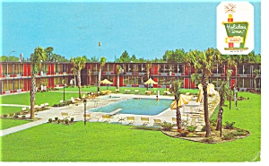 Florence Sc The Holiday Inn At I 95 Postcard P6897