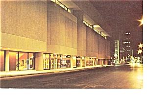 Buffalo NY Convention Center Postcard p6922 (Image1)