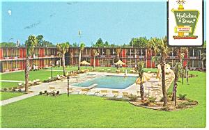 Florence SC Holiday Inn Postcard p6925 (Image1)