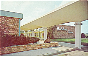 Bowling Green Oh Holiday Inn Postcard P6968