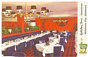 Oklahoma City, OK Holiday Inn Downtown Postcard (Image1)
