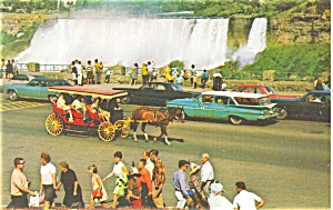 Horse Carriage, Vintage Cars at Niagara Falls (Image1)
