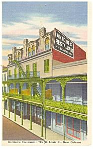 Antoine s Restaurant New Orleans Lousiana p7063 (Image1)