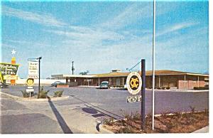 Charleston SC Holiday Inn Postcard p7146 (Image1)