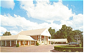 Williamsburg, Virginia, Lord Paget Motor Inn Postcard (Image1)