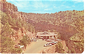 Cave of the Winds Co Postcard p7570 Vintage Cars  (Image1)